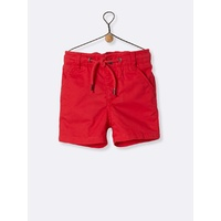 Baby's shorts - tomato red